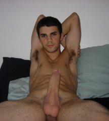 Good Looking Sexy Guy Proud To Show His Long Dick