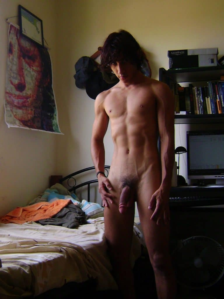Hottie Twink With Long Dick Expose