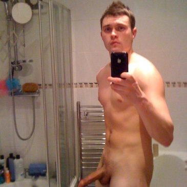 Hot And Sexy Guy Proud To Show His Nude Body