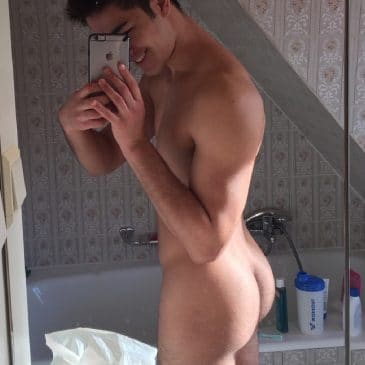 Nude Boy Ass